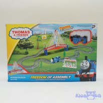 mainan kereta api thomas and friends track rakitan