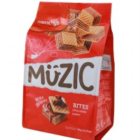 Muzic Wafer Krim 90 gram