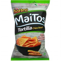 Maitos Tortila Chips Snack 140 gram