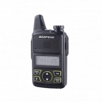 BAOFENG Walkie Talkie Single Band 1W 20CH UHF - BF-T1