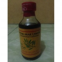 Obat Herbal Kram, Meriang, Masuk Angin/Minyak Akar Lawang (Cinnamomun Cullilawan) 140 ml