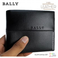 Dompet Kulit Pria Import Exclusive Bally - Dompet Cowok