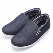 Dr.Kevin Canvas Shoes 13195 Black