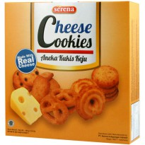 Serena Cheese Cookies 100 gram