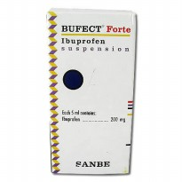 BUFECT FORTE SUSP 60 ML
