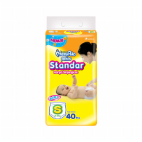 DIAPERS CELANA MAMYPOKO X-TRA KERING SIZE S ISI 40