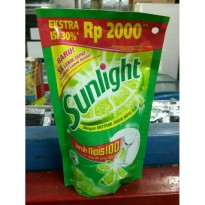 Sunglight Jeruk Nipis Reffil 85+26ml