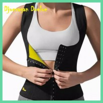 CAMI HOT SHAPERS WAIST CINCHER / CHINCER BUTON 3 LEV PENGAIT / KANCING