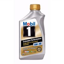 Mobil 1 Extended Performance Advanced Full Synthetic SAE 5W-30 946 ml