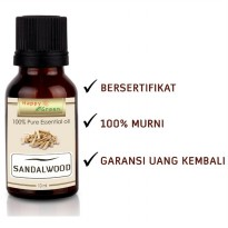 Sandalwood Essential Oil (Minyak Cendana) seiras young living