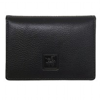 dompet kartu DAVID JONES 822 BLACK - dompet kulit pria DAVID JONES - dompet murah DAVID JONES