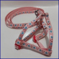 Ozy Harness & Leash Small 021313 / Tali Anjing