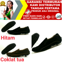 Best Seller Mocasin Santai Casual Slipon Premium Original Cb Kickers SDW:008221