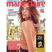 [SCOOP Digital] marie Claire Malaysia / MAY 2015
