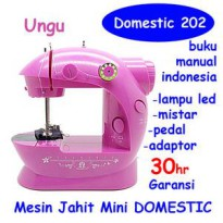 Mesin Jahit Domestic 202