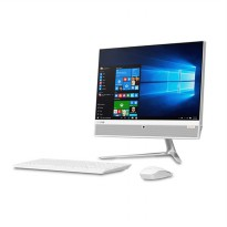 Lenovo Ideacenter AIO 510-22ISH-FGID (i5-6200T Pro/2.80 GHz/4GB DDR4/500GB/DVDRW/ DOS/21.5LED/WHITE)