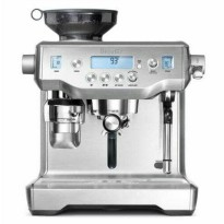 Breville BES980BSS The Oracle Auto Manual Espresso machine