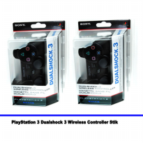 Sony Playstation 3 Dualshock 3 Wireless Controller - 2 pcs