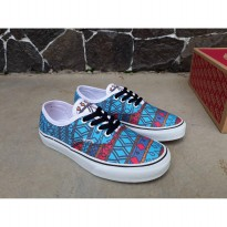 sepatu vans authentic tribal code dt