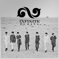 CD Album Infinite Be Back