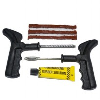TUBELESS TIRE REPAIR KIT / TAMBAL BAN TUBLES TUBLESS / Alat Tambal Ban