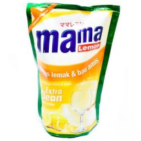 Wings Mama Lemon Ekstrak Lemon Pouch 800ml (3pc)