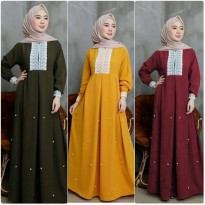 Dress Muslim Gamis Modis Arlfe fe