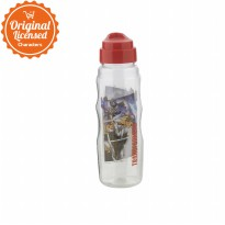 Transformers Refresh Water Bottle 800ml - Tutup Merah