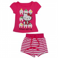 DJ Fashion Korean Kids Fashion One Set