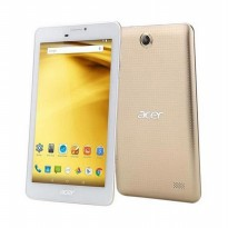 [Premium] Tablet ACER Iconia Talk 7 B1-723 [16GB/ 1GB] - GOLD - GARANSI RESMI