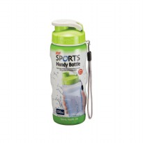 LockLock Botol Minum Sports Handy Bottle HAP 608G 500ml - Hijau
