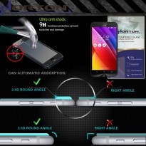 Asus Zenfone Max Norton Tempered Glass Antigores Screenguard