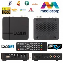 SET TOP BOX DVB T2