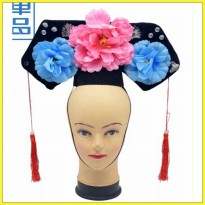 BANDO KEKE PUTRI CHINA HEADPIECE COSPLAY CHEONGSAM CHINESE PRINCESS