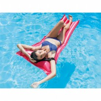 Kasur INTEX floating mat matras air pelampung kolam renang 59703