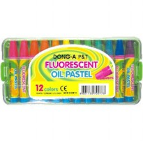 Crayon Dong-A 12W neo pastel Fluorescent