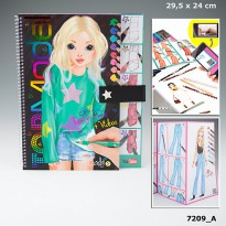 TOP Model TM7209 TOPModel Special Design Book +Video