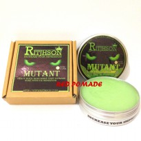 POMADE RITJHSON MUTANT ICE SENSATION HEAVY HOLD WATERBASED WATER BASED 3.5 OZ + FREE SISIR SAKU