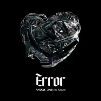 CD Album VIXX Error