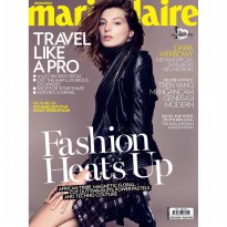 [SCOOP Digital] marie claire Indonesia / MAY 2014