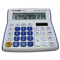 Alfalink Calculator CD 14B Violet