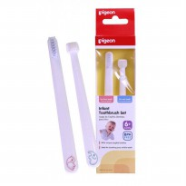 Pigeon Infant Toothbrush Set - Sikat Gigi Anak - PR050516