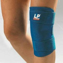 Knee Support Closed Patella with Velcro LP-756