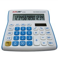 Alfalink Calculator CD 14 B Blue