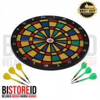 Papan Dart Safety 15 inci| Safety Dart Board 15'
