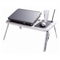 Meilyngiftshop Portable Laptop Desk Table - Meja Laptop Lipat