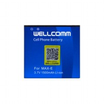 Wellcomm Battery Double IC Untuk Smartfren Andromax E