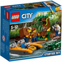 Lego 60157 City Jungle Starter Set