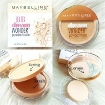 MAYBELLINE DREAM WONDER POWDER MATTE