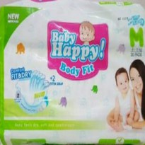 Pampers baby happy M